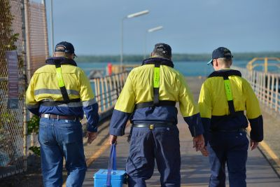 Safety and security | North Queensland Bulk Ports Corporation Ltd